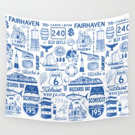 Fairhaven Massachusetts Wall Tapestry