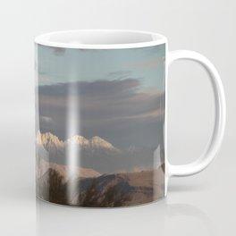 Arizona Four Peaks in Winter Coffee Mug