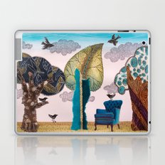 Take a rest in spring Laptop & iPad Skin