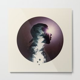 Searching for Light Metal Print