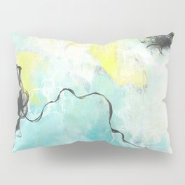 Curiosity Revealed Pillow Sham