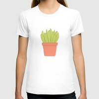 plant T-shirts featuring Plant by Yellow Chair Design