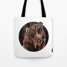 I can't bear these triangles! Tote Bag