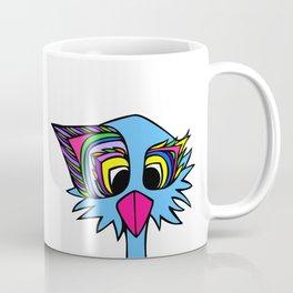 Ostrich Goes Pop Coffee Mug
