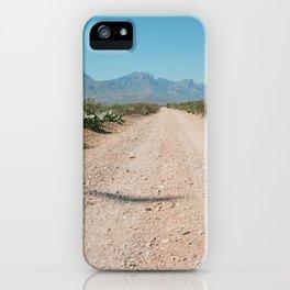 Buzzards Overhead iPhone Case