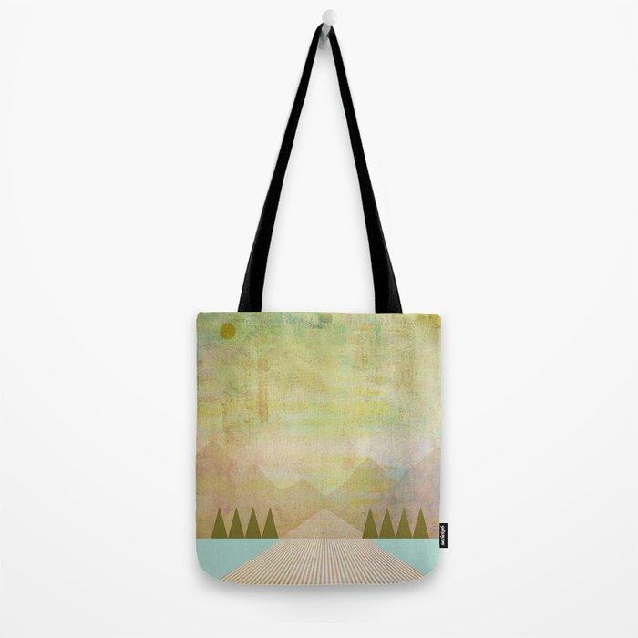 Sights Tote Bag