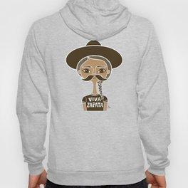 Viva Zapata - White Hoody