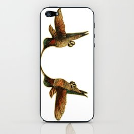 humming iPhone Skin