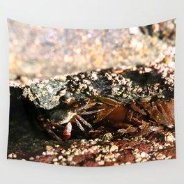 Crab Wall Tapestry