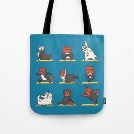Yorkshire Terrier Yoga Tote Bag