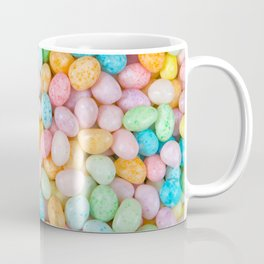 Happy Easter Speckled Jelly Beans Coffee Mug