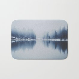 wintertime Bath Mat
