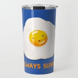 Cute sunny side up Travel Mug