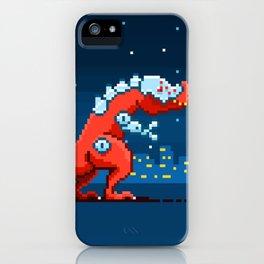 T-Rex Atron iPhone Case