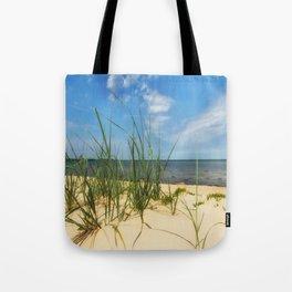 Beach Gras Impressions Tote Bag