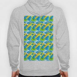 3D Pattern_02 Hoody