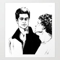 TSN Art Print