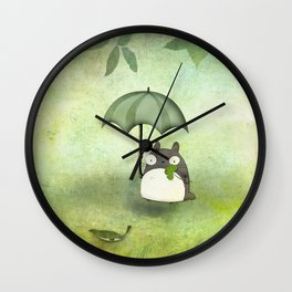 My friend from Japan Wall Clock