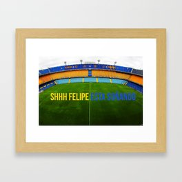 Felipe BOSTERO Framed Art Print