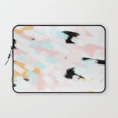 Summer Abstract 2 Laptop Sleeve