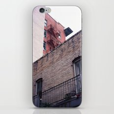 Look Up, Big City iPhone & iPod Skin
