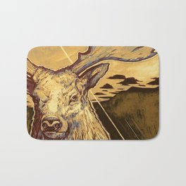 Stag Dimension of Dust Bath Mat