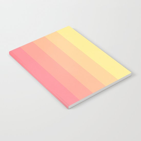 Neon Dream Notebook