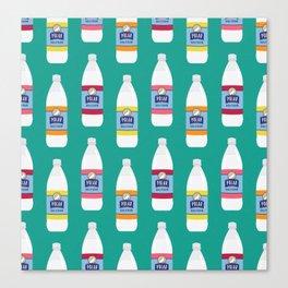 Polar Seltzer Canvas Print