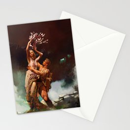 Apollo and Daphne Stationery Cards