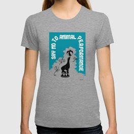 Say NO to Animal Performance – Seal T-shirt