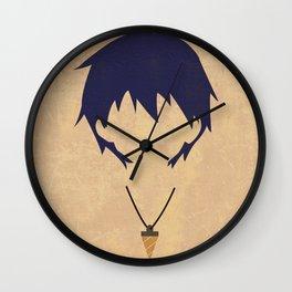 Minimalist Simon Wall Clock