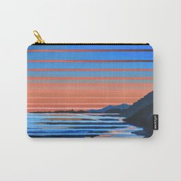 Hendry's Beach Sunset Carry-All Pouch