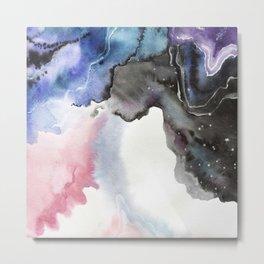 Nebula Soul Metal Print