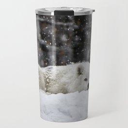 Dreams of warmer weather Travel Mug