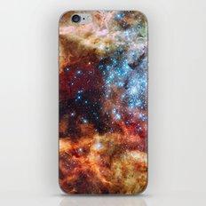 Star Clusters iPhone & iPod Skin