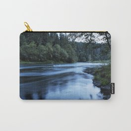 River Blue Carry-All Pouch