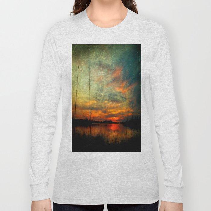 Bayou Colors Long Sleeve T-shirt