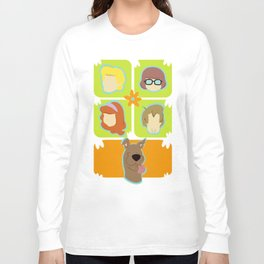 Scooby Long Sleeve T-shirt