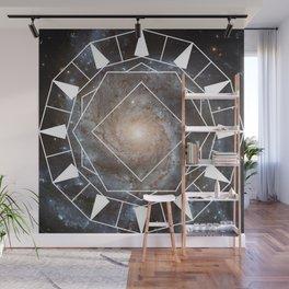 Time Machine Wall Mural