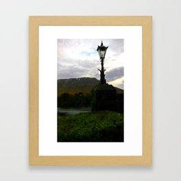 Irish Mist: Connemara Framed Art Print