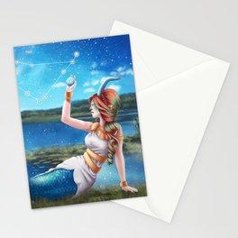 Capricorn OC - 12 Zodiac Ladies Stationery Cards