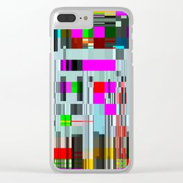 code life Clear iPhone Case
