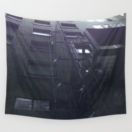 Block Wall Tapestry