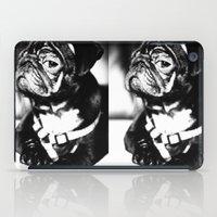 pug iPad Cases featuring Pug by Falko Follert Art-FF77