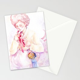 Year of the Rooster - Zodiac & Hanbok Stationery Cards