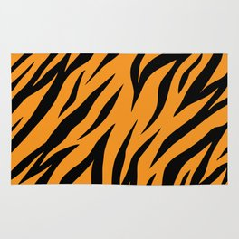 Tiger background #society6 #decor #buyart #artprint Rug