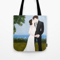 valentine kiss #1 Tote Bag