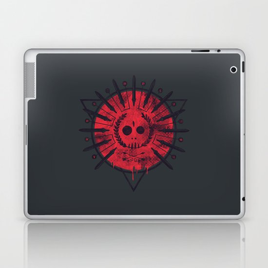 Mars Laptop & iPad Skin