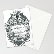 M B M Stationery Cards