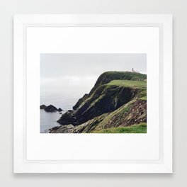 Sumburgh Head Framed Art Print